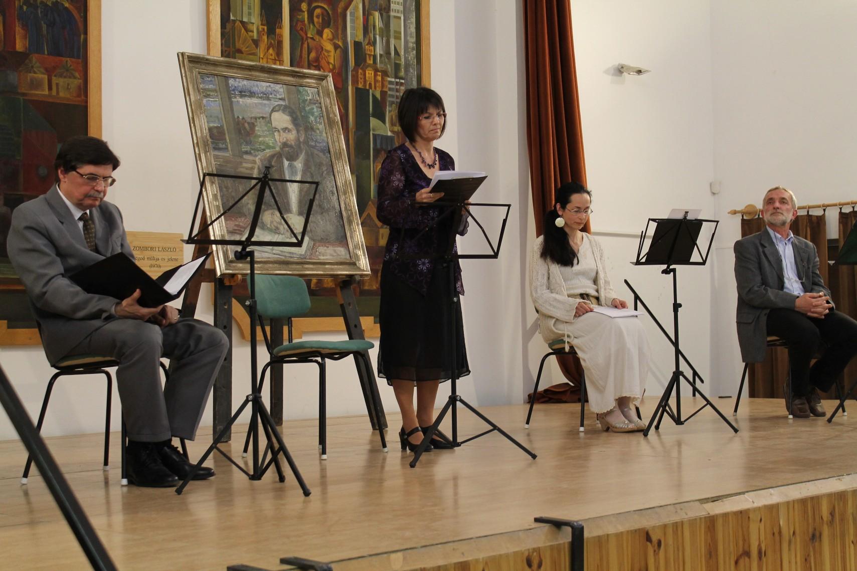 A Szegedi Vers Ünnepe 2014.2