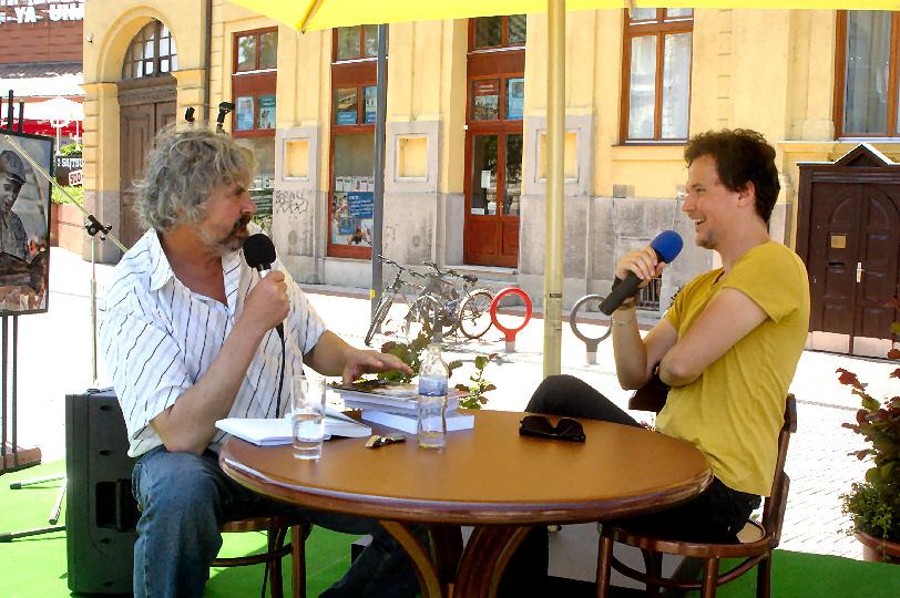 Veszelka Attila és Pilcz Roland