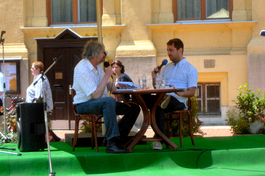 Szegedi Írók Napja 2013-ban